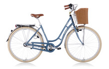 Vermont Saphire 3s velo ville Femme blue bleu